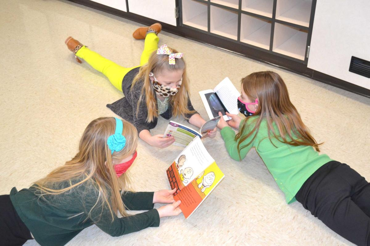 West Forest teacher's idea sparks fun reading program