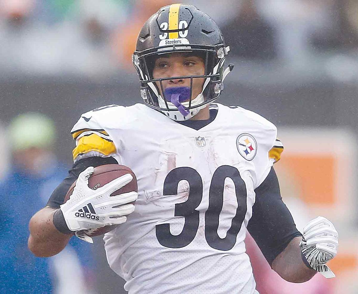 Steelers moving forward