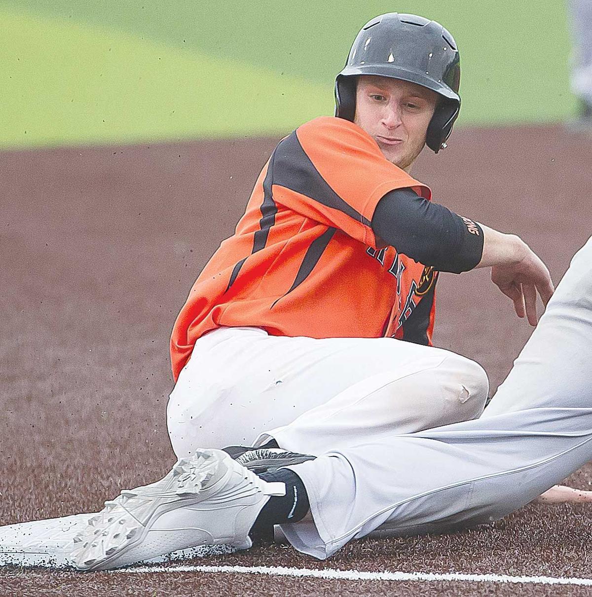 Orioles fall short in title tilt