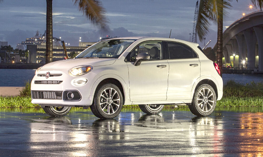 AUTO REVIEW: 2021 Fiat 500X - Fiat adds Sport Value Package to sole new model