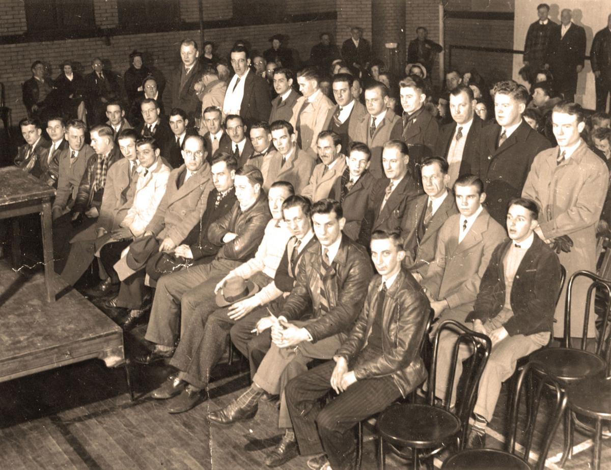 Out of the Archives: 'Selectees' left OC for training during WW II
