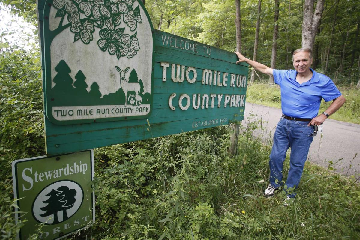 Retiring Two Mile Run director's job was about listening to visitors