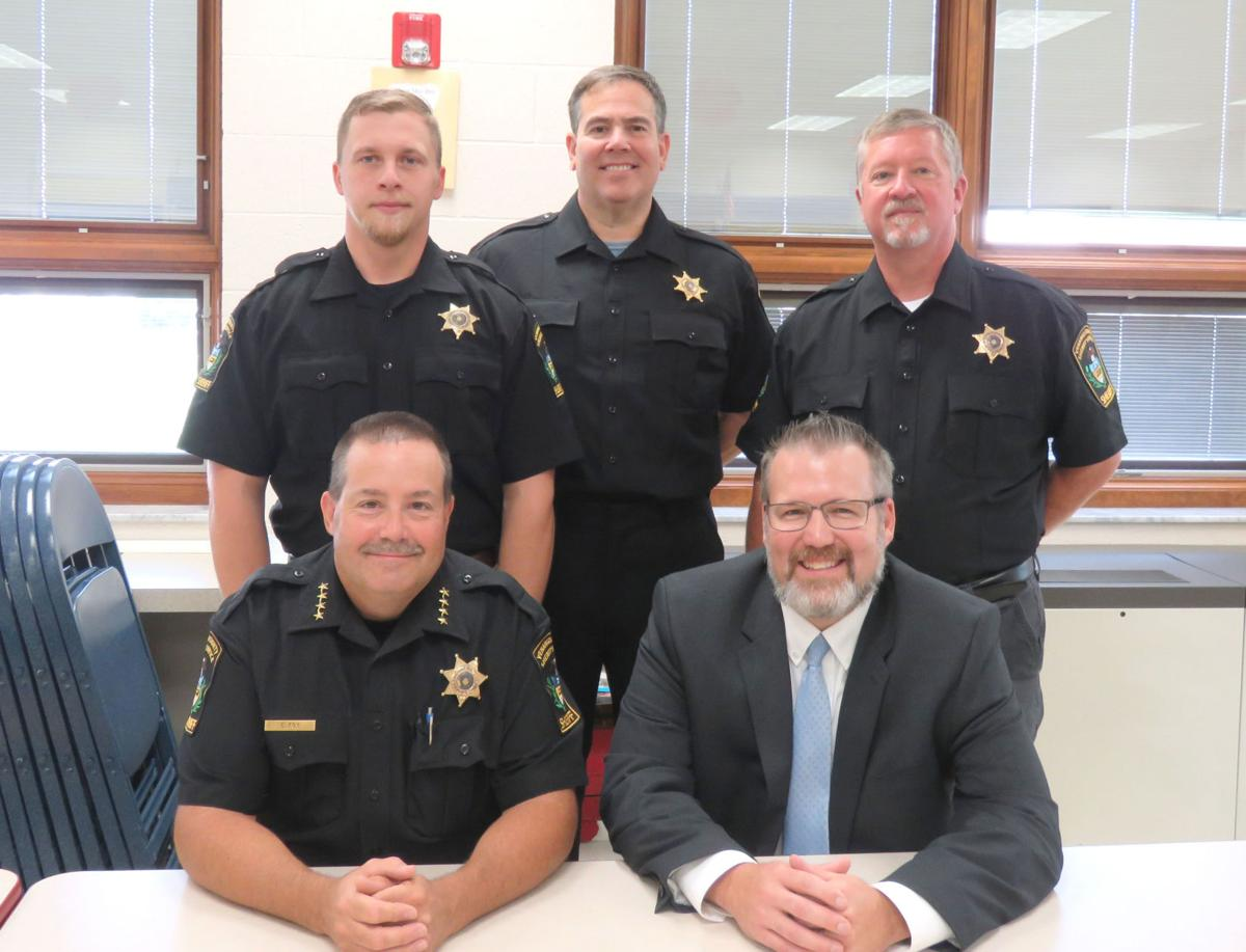 Grove's resource officers ready to begin their work