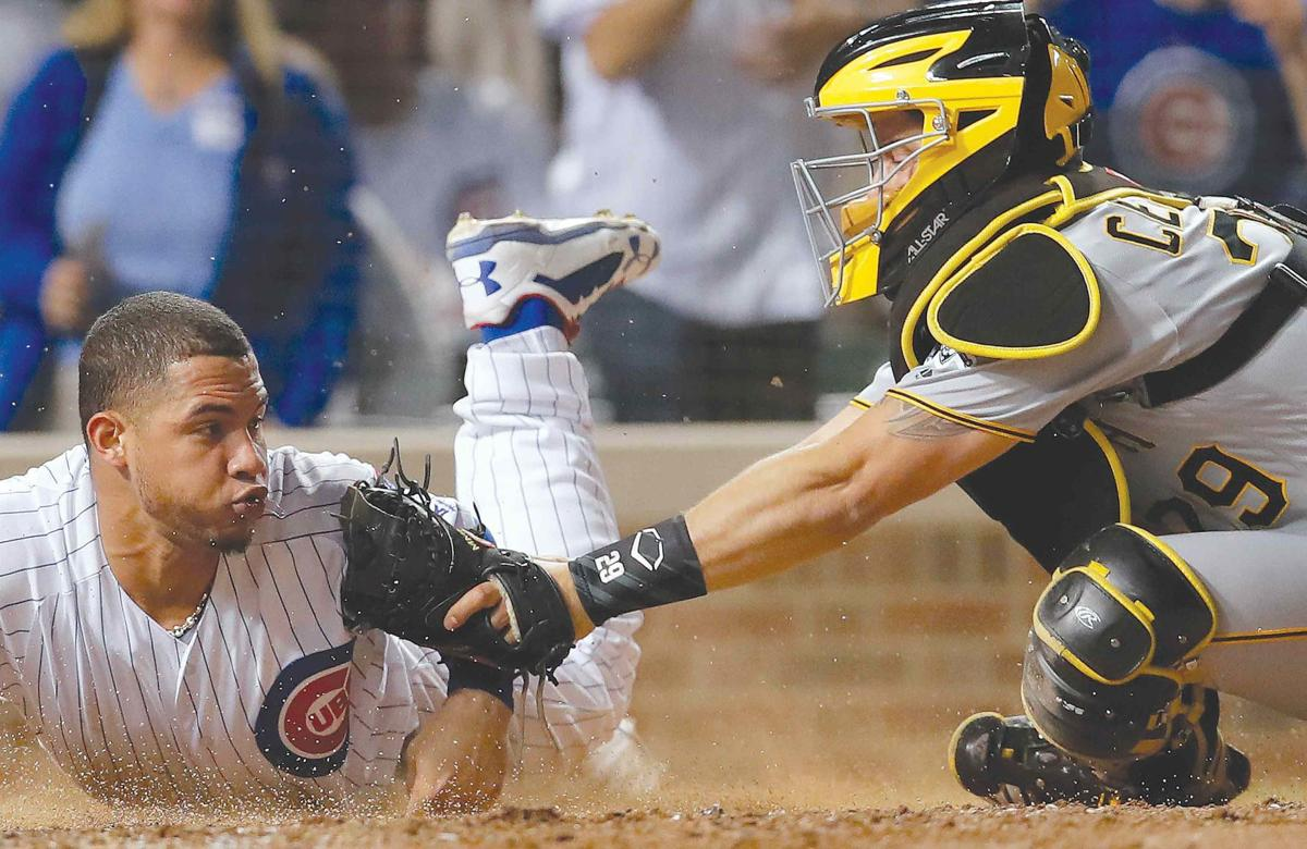Lester, Cubs blank Bucs