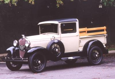 CLASSIC CARS: Son completes restoration project on 1930 Ford Model A pickup