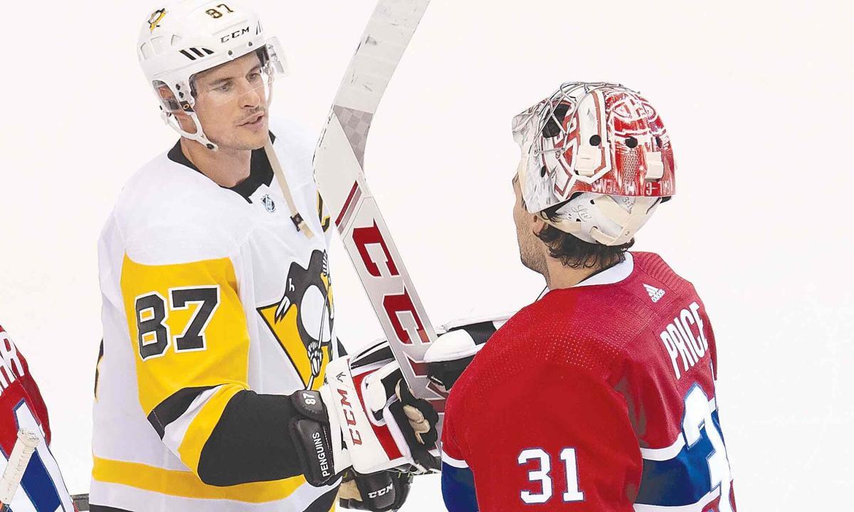 Canadiens stun Penguins