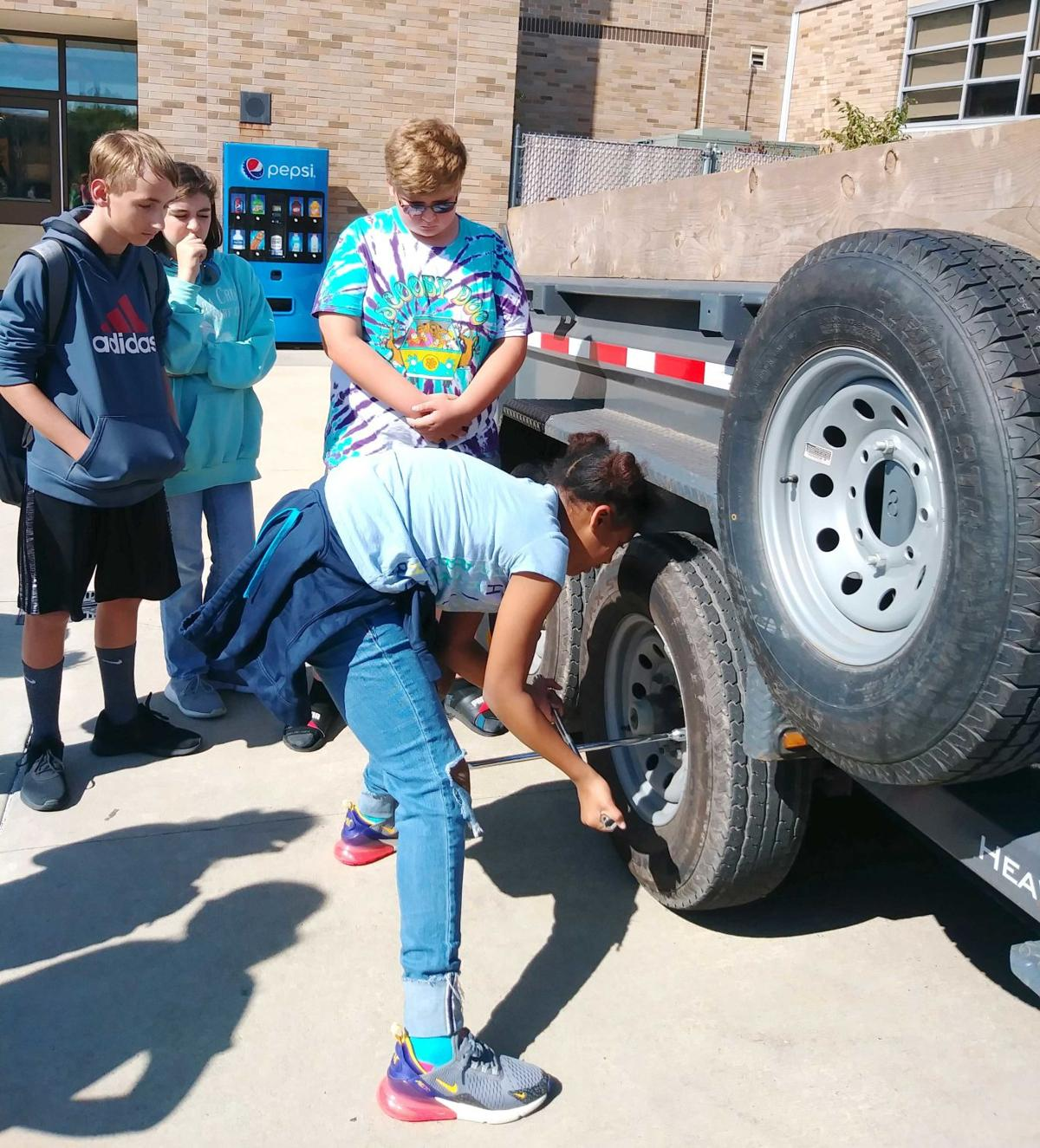 OC middle school students learn life skills in new class