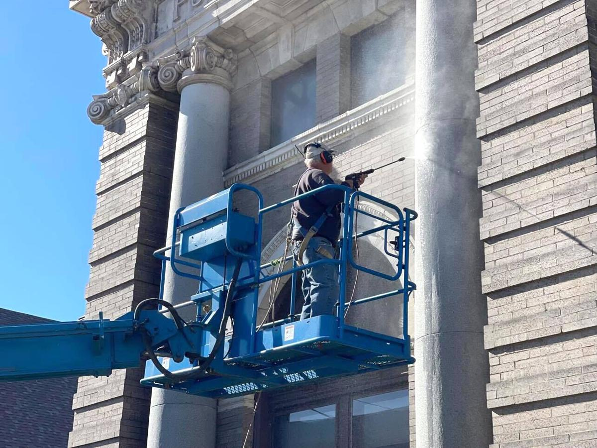 Oil City Library gets a spruce-up