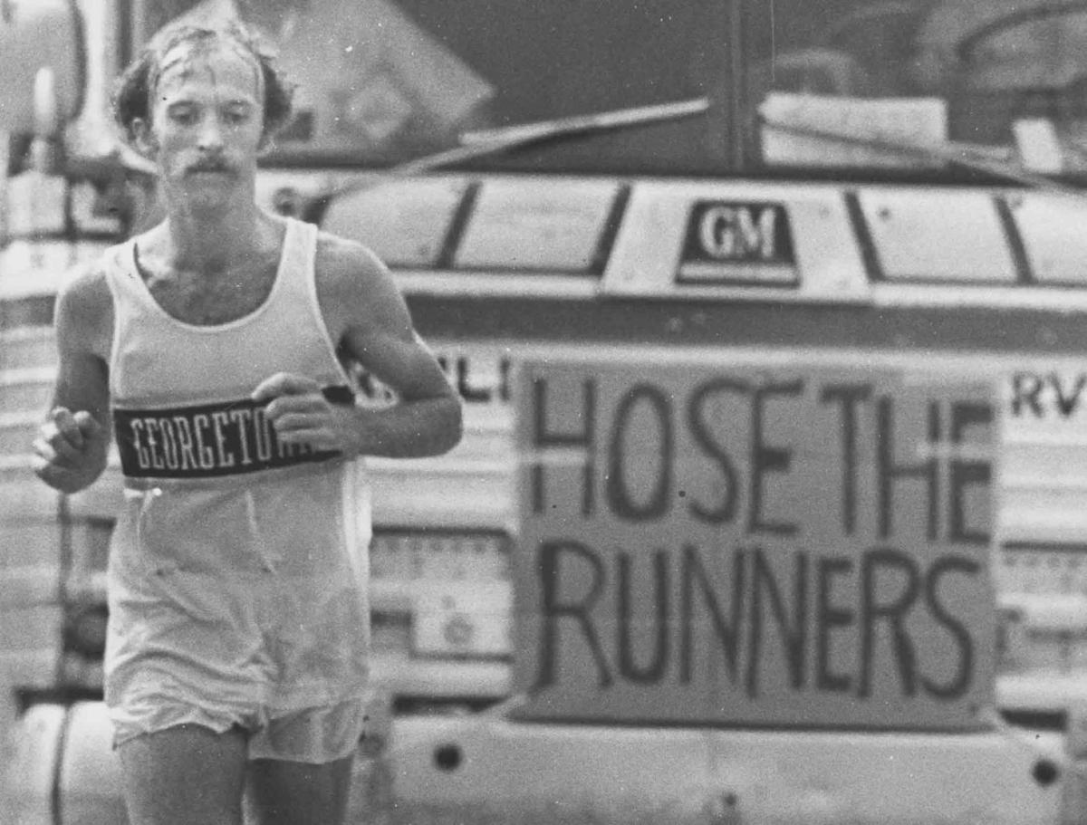 Fultz wins Boston Marathon