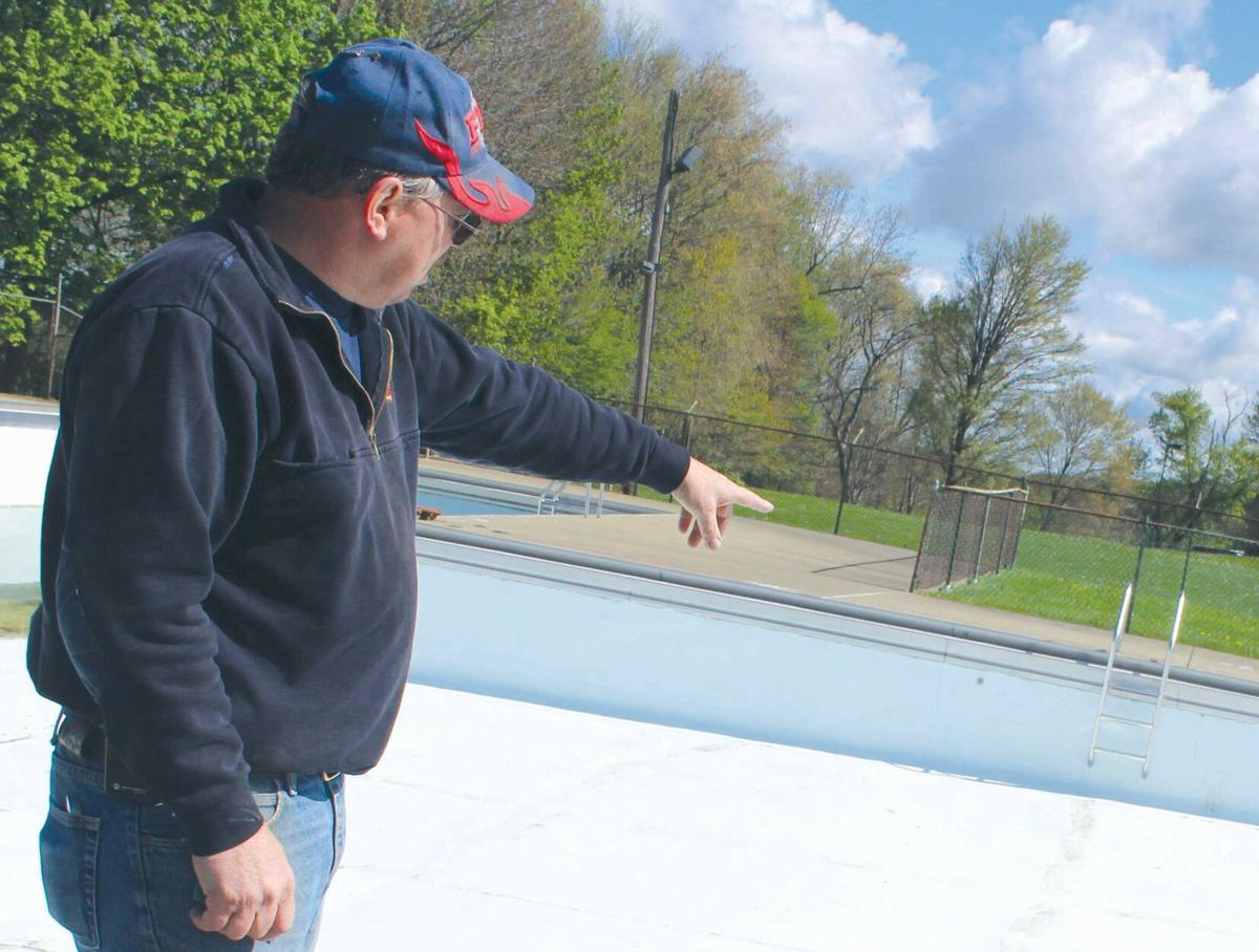Clarion public pool to stay closed