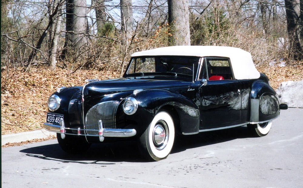 CLASSIC CARS: 1941 Lincoln Continental provides \'highway therapy ...