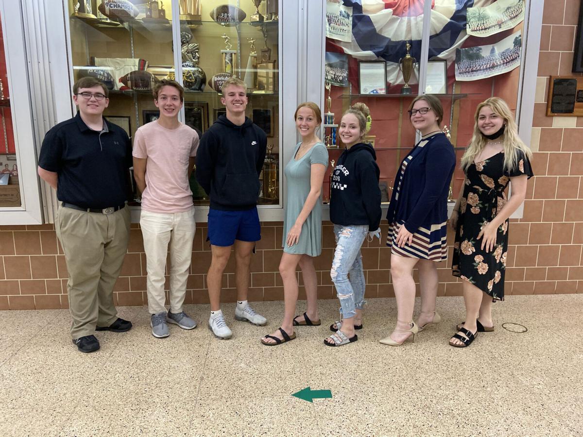 Franklin grads receive awards, scholarships