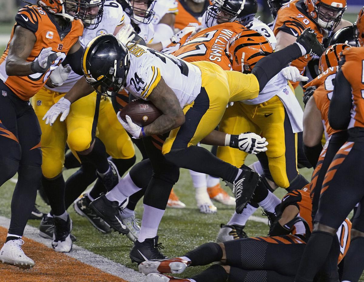 Bengals stun Steelers