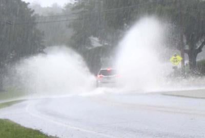 Flooding hits western Clarion County