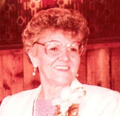 Eleanor Mae Deitz Kurtzhals