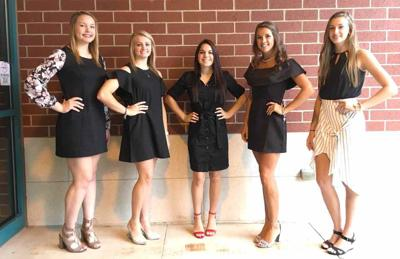 ef982779af4 Clarion announces homecoming court