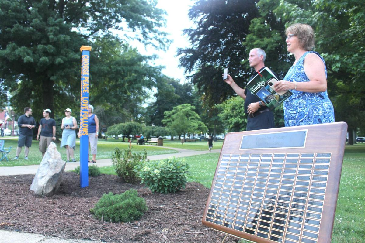Franklin Rotary: 100 years and going strong