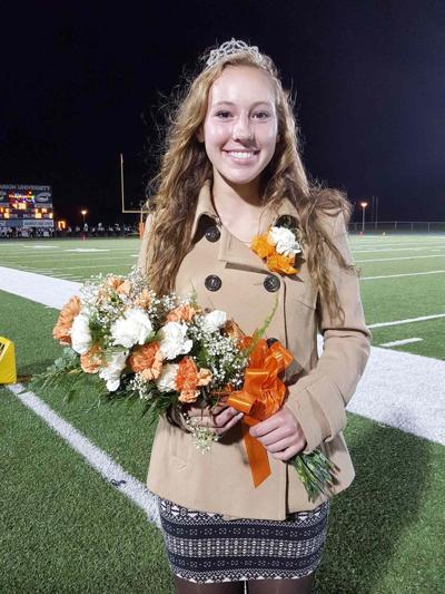 f27cc83eacf Clarion Area High School homecoming queen crowned