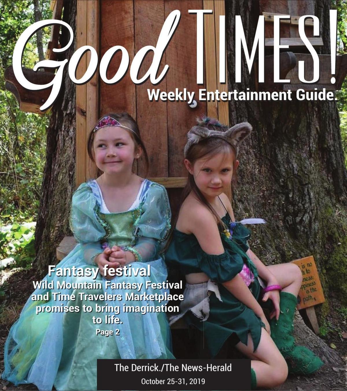 Good Times 10-25-19