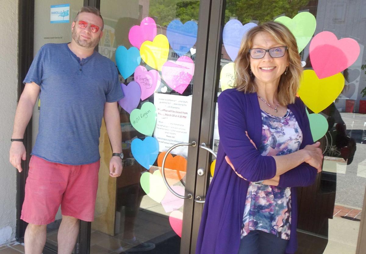 OC Main Street 'Heart' effort promotes unity