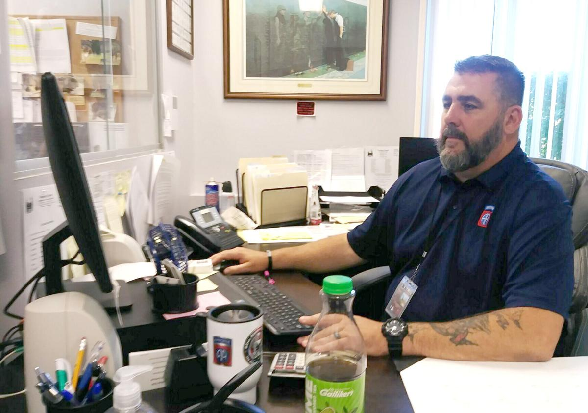 Venango County Veterans Affairs Director Harry Whittemore