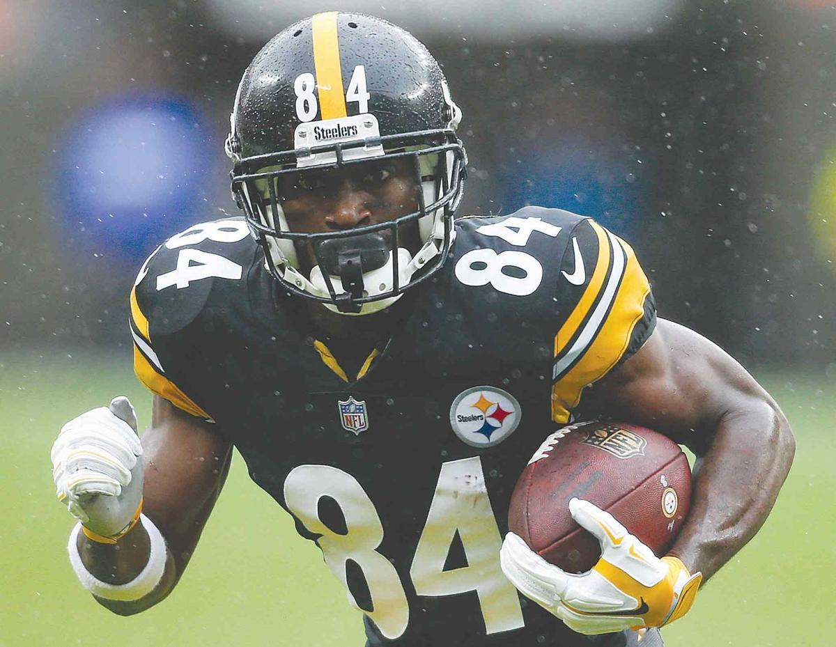 95587685c0a Steelers won't tag Bell; will explore trade for Brown | National ...
