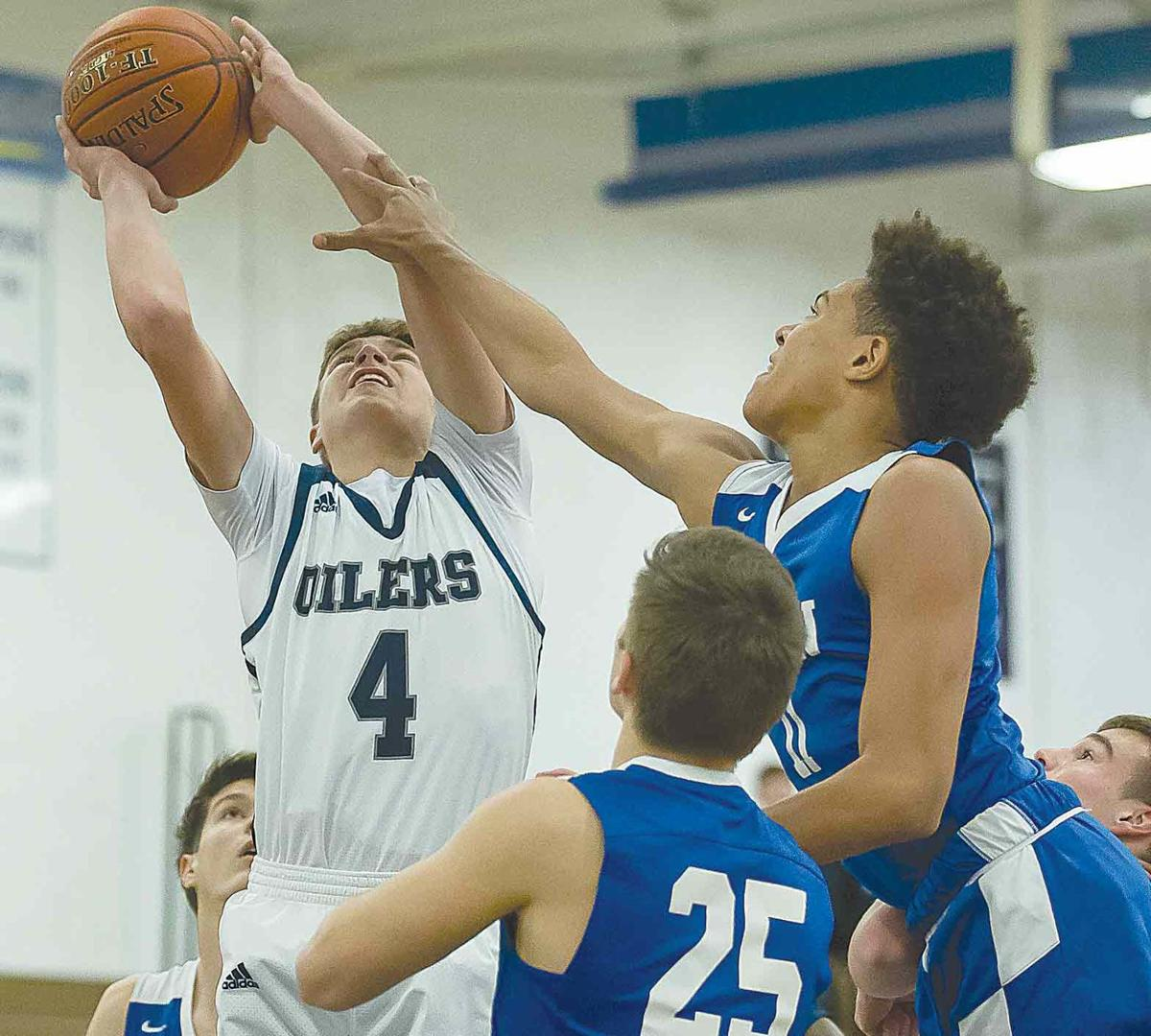 Oil City boys top Bison in R-6 play