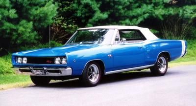 CLASSIC CARS: Father dissuades teen from buying 1968 Dodge Coronet ... for a while