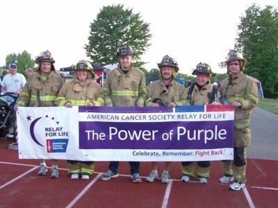 Firefighters gearing up for Relay For Life walk