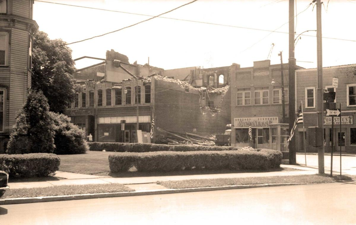 Out of the Archives: Northwest Bank was demolished in 1964