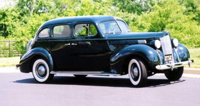 CLASSIC CARS: Good fortune leads Packard enthusiast to 1938 Touring Sedan