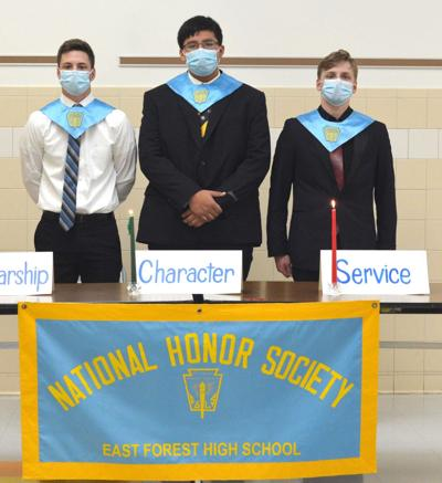 East Forest NHS induction