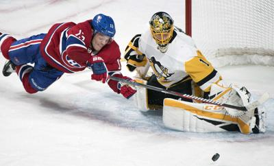 Habs upend Penguins