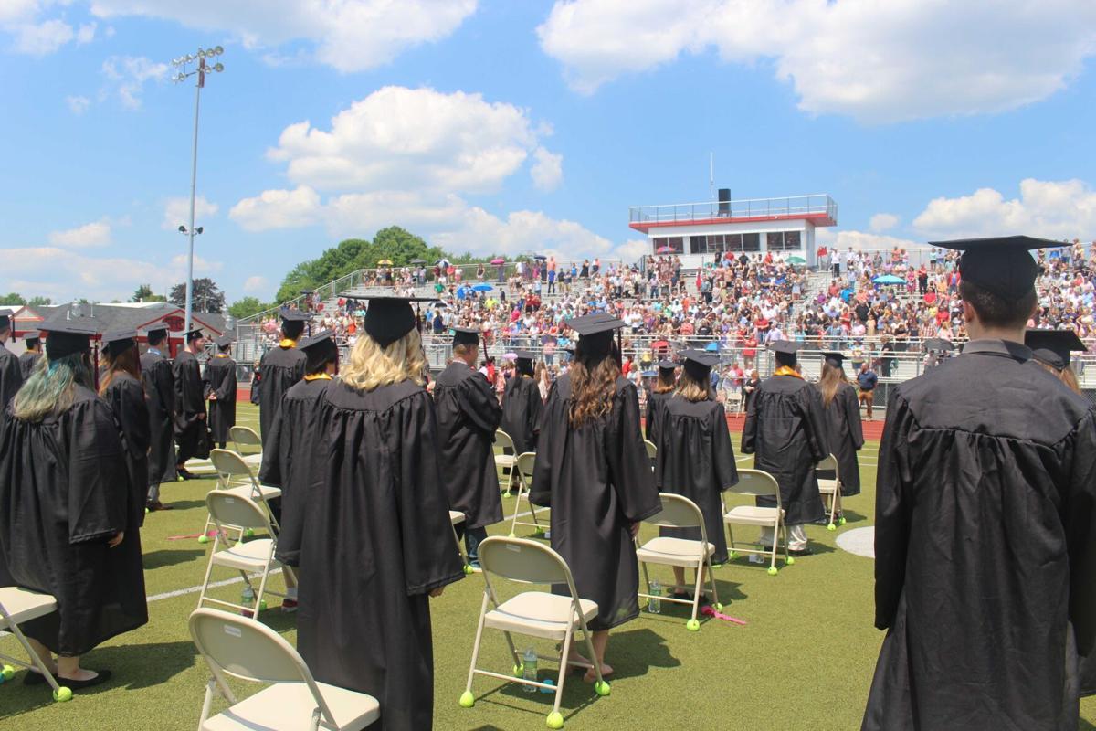 106 grads receive diplomas at Franklin commencement
