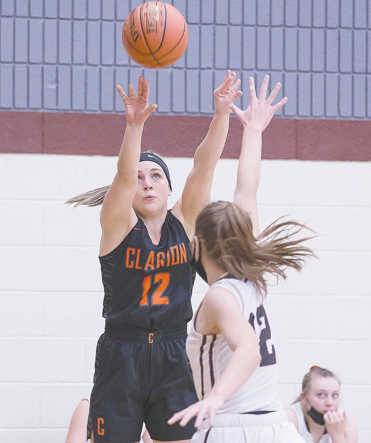 Selfridge lifts Clarion to 48-39 win at Cranberry