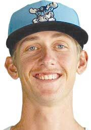 Royals' prospect Dye records hold in Class AA debut