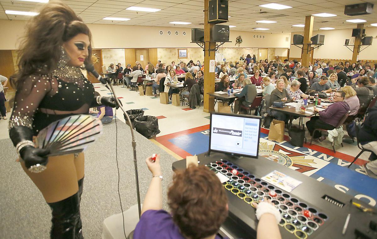 Venango County Relay For Life's Drag Queen Bingo