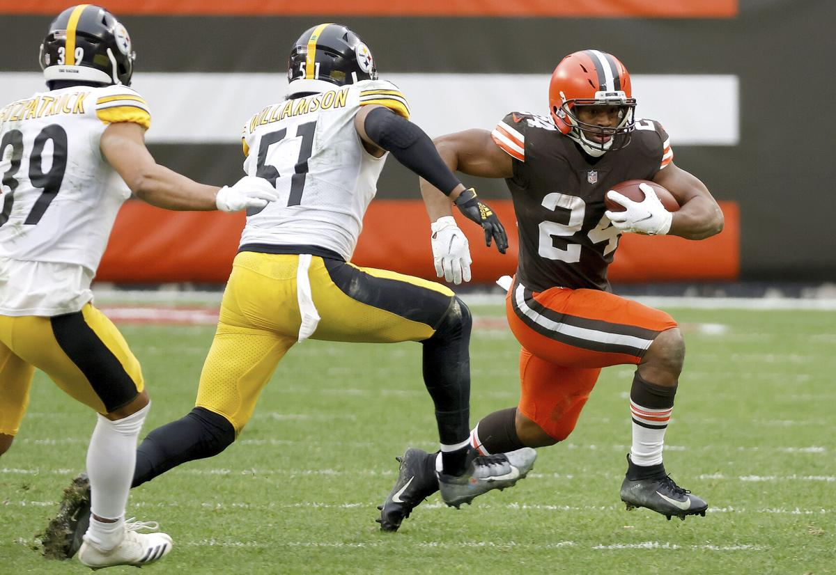 Browns hold off Steelers
