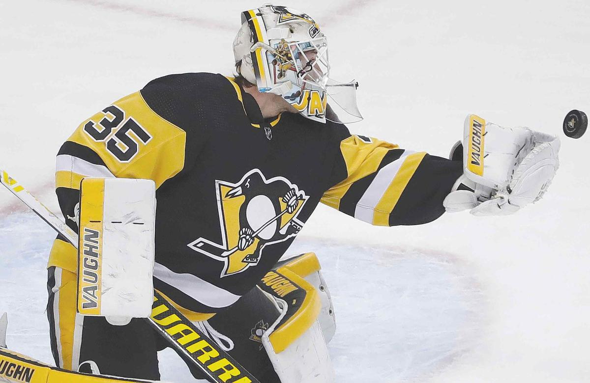 Pens douse Flames in OT