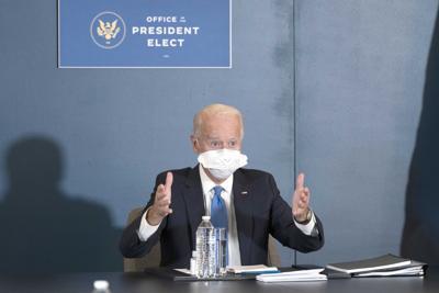 Biden pushing hard for virus aid