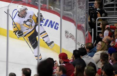 Pens take control with Game 1 victory