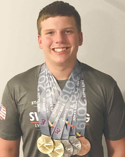 Oil City's Motter shines at State Games of America