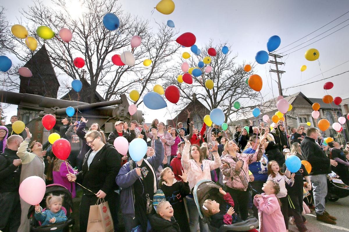 Autism Stands' annual Awareness Walk