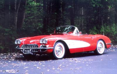 CLASSIC CARS: Brake job on 1958 Corvette turned into complete restoration