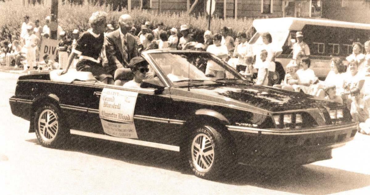 Out of the Archives: Quaker State honored during 1989 festival