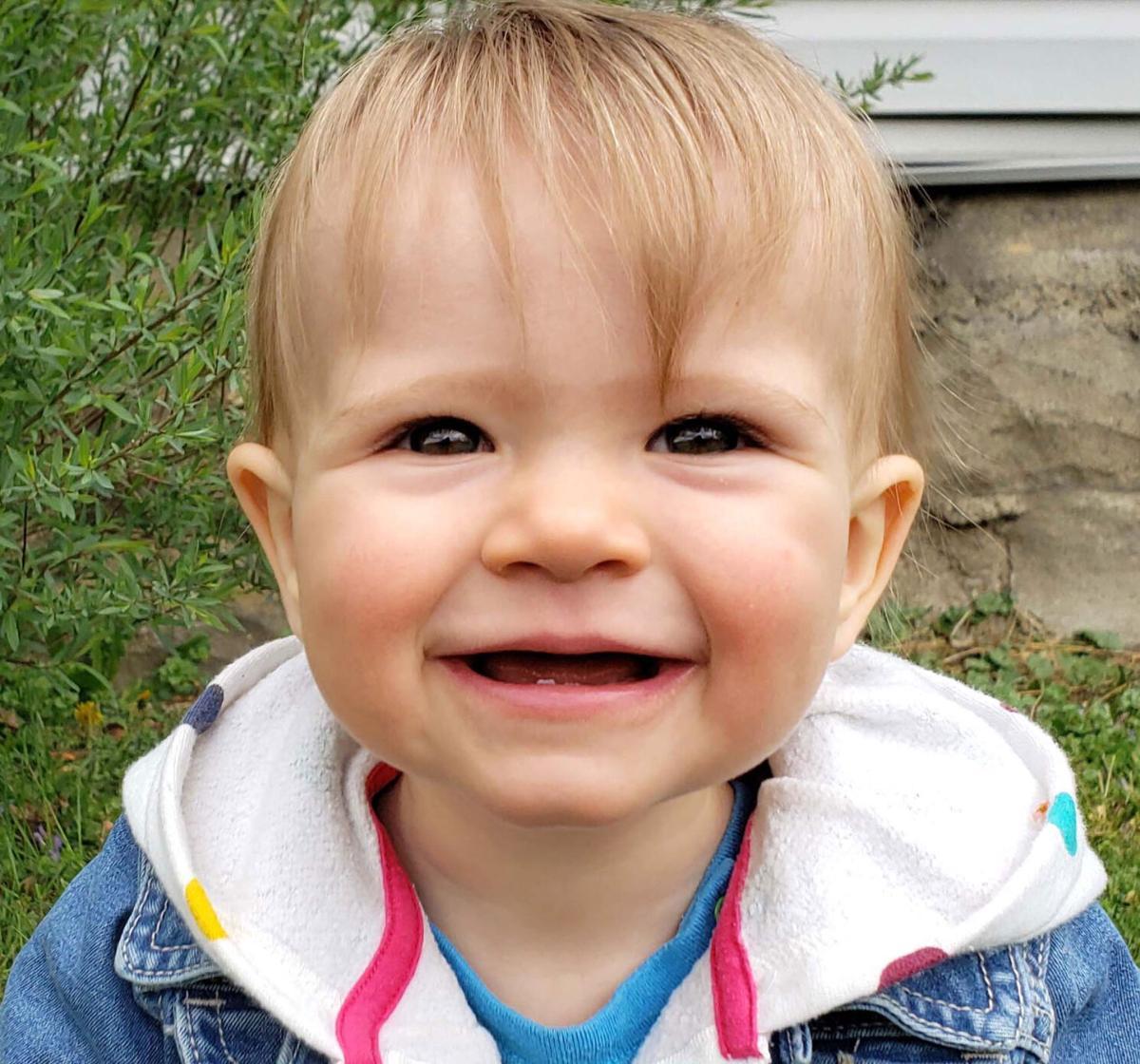 FIRST BIRTHDAYS: Marilyn Rose Struthers, Rylie Jae Haskins