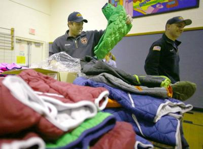 Firefighters already gearing up for annual Coats for Kids effort