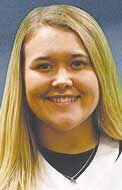 Former Sailor McIntire earns prestigious softball honors