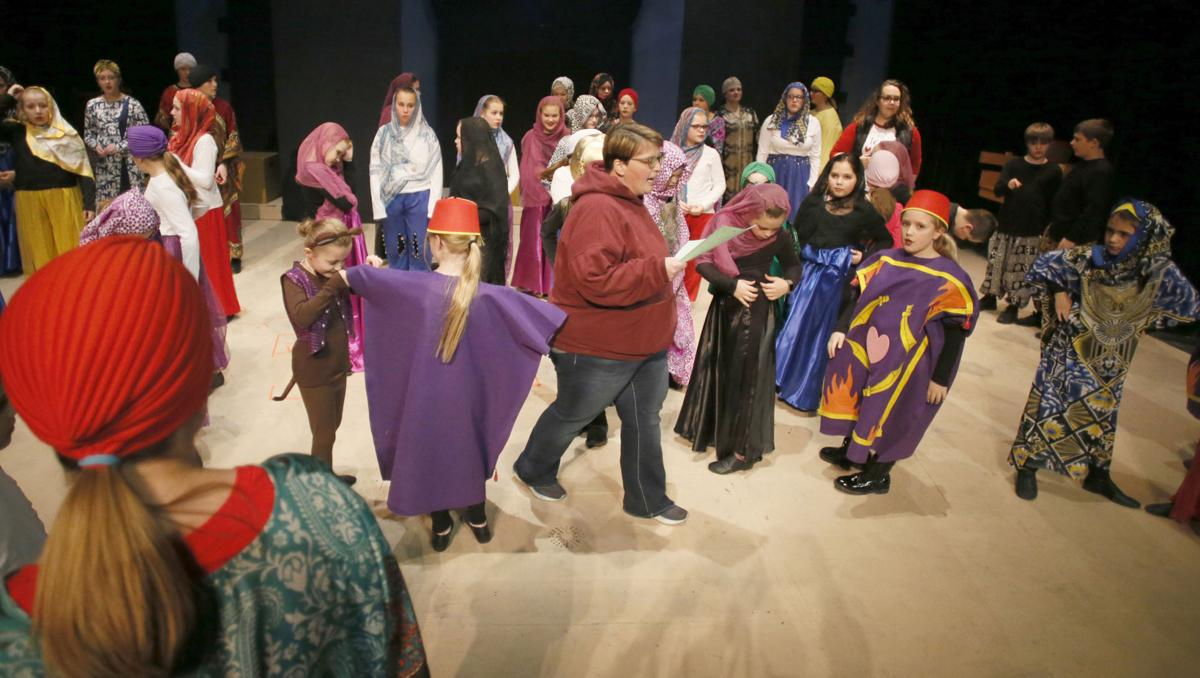 Heise and her youth theater mark milestone with 20th show