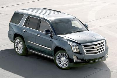 ROAD TEST: Cadillac Escalade sets standard for large SUVs